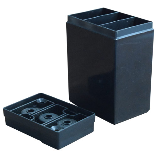 Battery Container manufacture with our Electronics parts mould supplying moulds at ahmedabad,mumbai,pune,bangalore and chennai