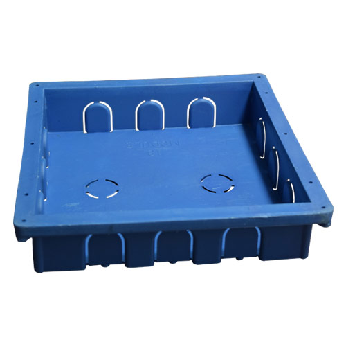 concealed box (7) manufacture with our Modular Switch Mould supplying moulds at ahmedabad,mumbai,pune,bangalore and chennai