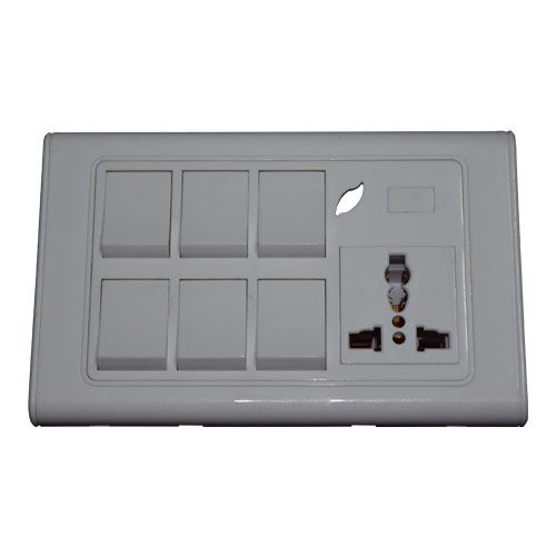 modular switch plate manufacture with our Modular Switch Mould supplying moulds at ahmedabad,mumbai,pune,bangalore and chennai