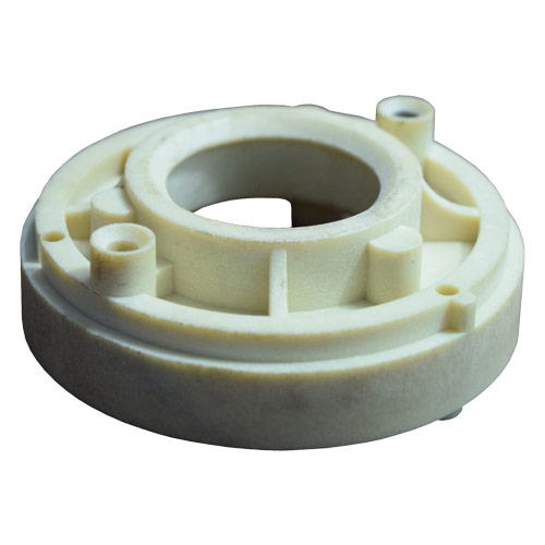 pump bearing cover manufacture with our Ro Buster pump Mould supplying moulds at ahmedabad,mumbai,pune,bangalore and chennai